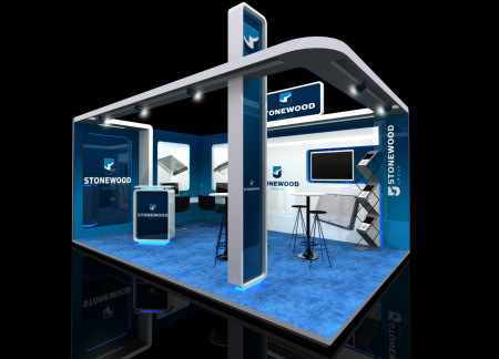 Exhibition Stand Design Leicester : Exhibition stand portable east midlands display stand portable
